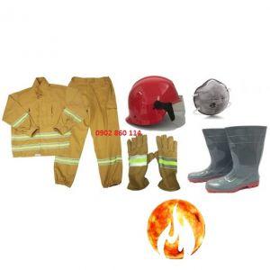 Trang phục phòng cháy chữa cháy TT48