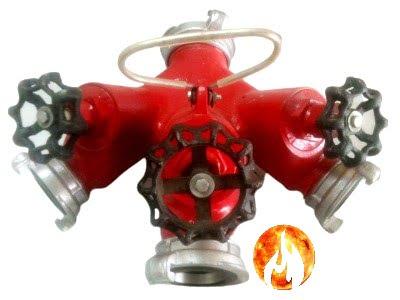 Họng Tiếp Nước Chữa Cháy 3 Chạc