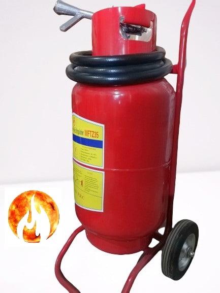 Bình Chữa Cháy Bột ABC 35kg JSF