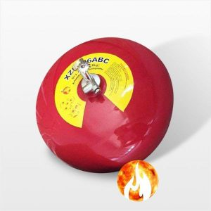 Bình Chữa Cháy Tự Động Bằng Bột ABC 6kg JSF