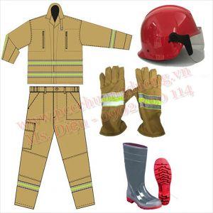 trang phục chữa cháy thông tư 48