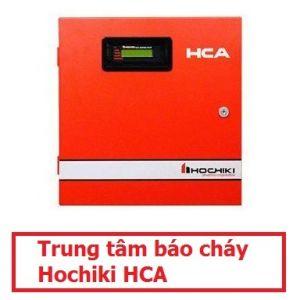 Trung tâm báo cháy Hochiki HCA