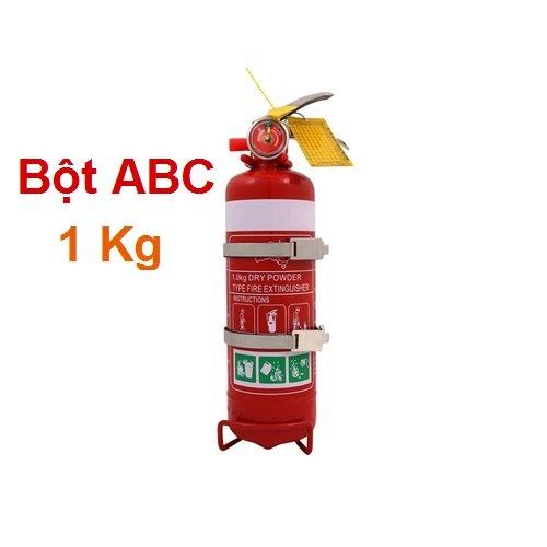 Bình chữa cháy bột ABC JSF 1kg