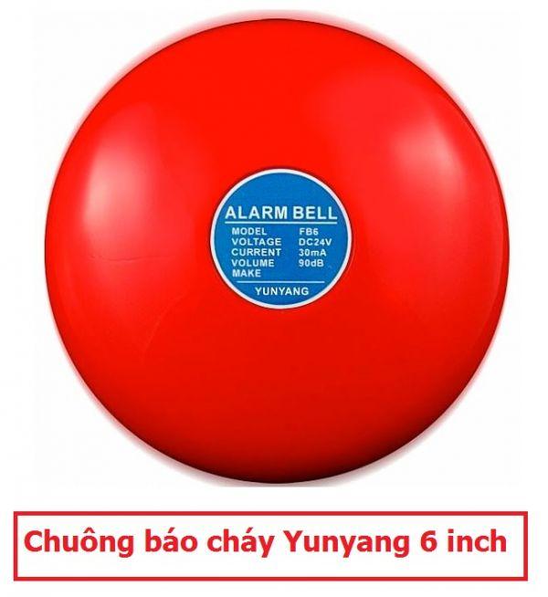 Chuông báo cháy Yunyang 6 inch