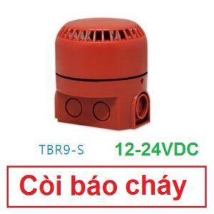 Còi báo cháy địa chỉ 12-24VDC Horing LIH TBR9-S