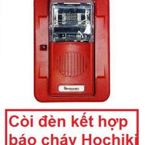 Còi đèn kết hợp báo cháy Hochiki