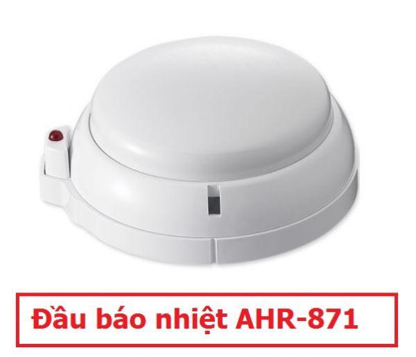 Đầu báo nhiệt AHR-871