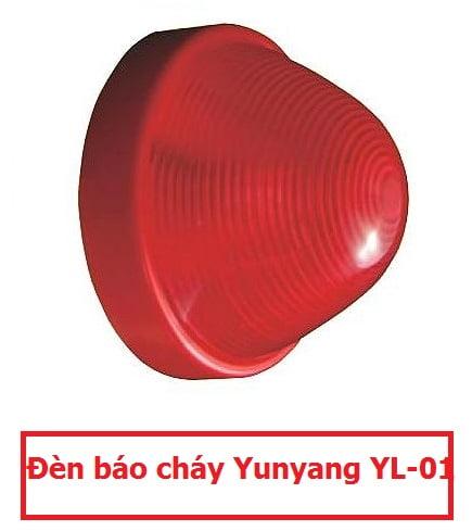 Đèn báo cháy Yunyang YL-01 24VDC