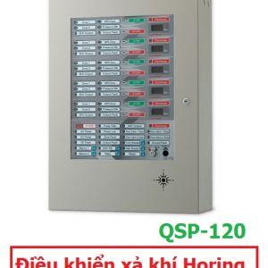 điều khiển xả khí 1/2/3/4/5 vùng Horing QSP-120