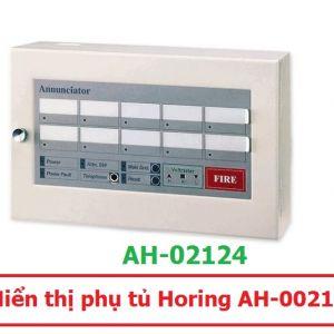 Hiển thị phụ tủ trung tâm báo cháy Horing AH-00212