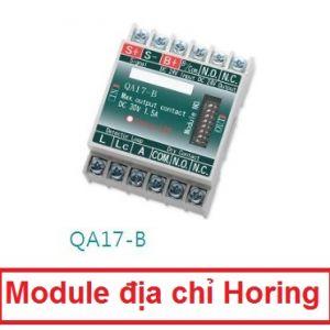 Module địa chỉ Horing Mô-đun điều khiển QA17-B