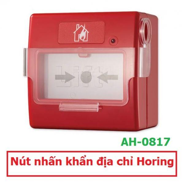 Nút nhấn khẩn địa chỉ Horing reset được AH-0817