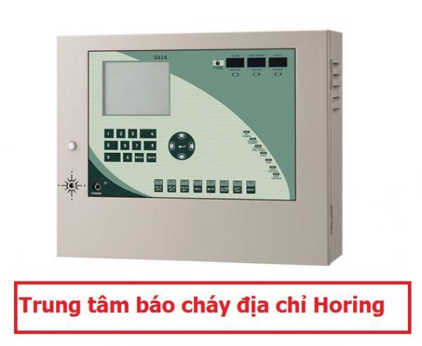 Trung tâm báo cháy địa chỉ Horing