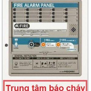 Trung tâm báo cháy Hochiki 5 10 20 30 40 50 kênh, Pin theo tủ (JE)