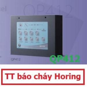 Trung tâm báo cháy 4 kênh Horing QP412