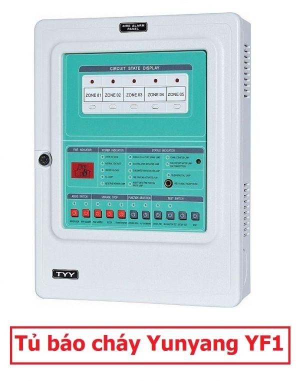 Tủ báo cháy Yunyang YF1