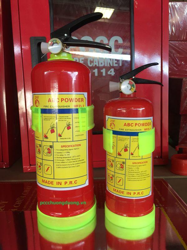 Bình chữa cháy giá rẻ quận tân bình