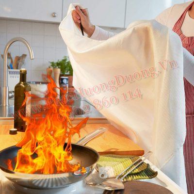 chăn chữa cháy nhà bếp