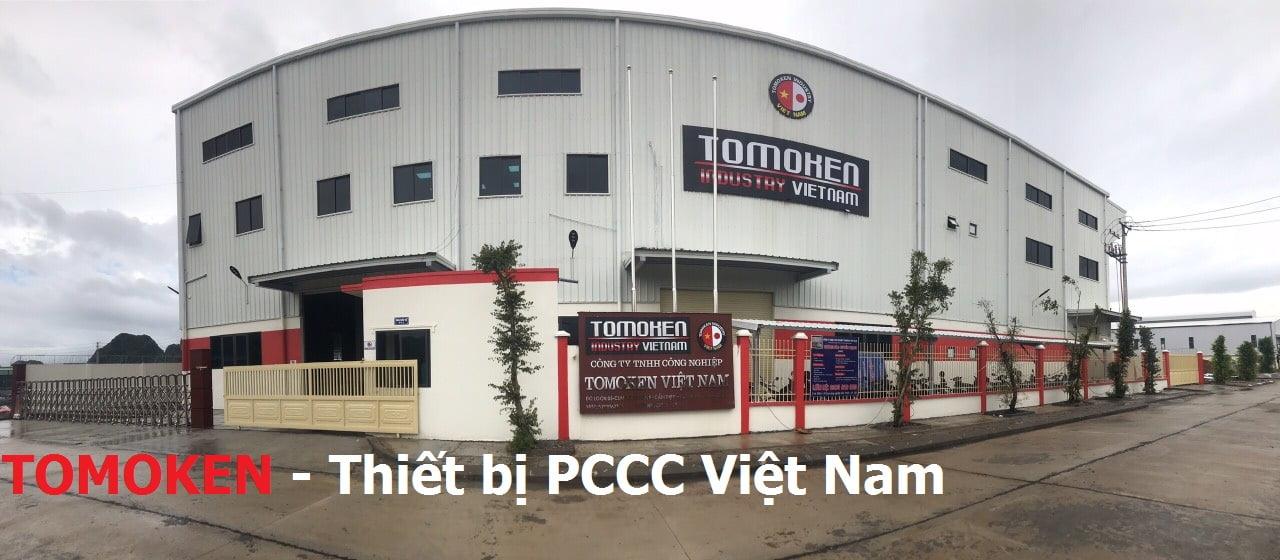 Tomoken Thiết bị PCCC Việt Nam