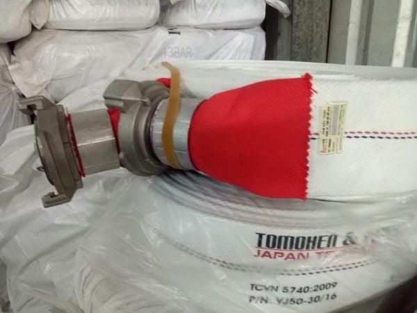 Vòi chữa cháy Tomoken D50 30m 1.6Mpa