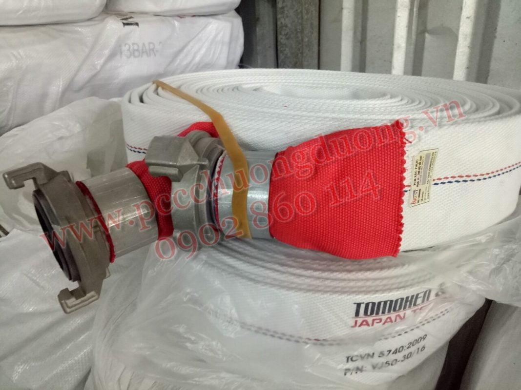 Bán vòi chữa cháy Tomoken chính hãng có kiểm định 2020 giá rẻ tại tphcm